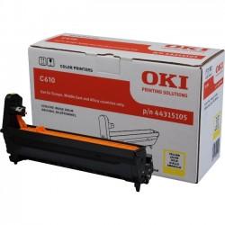 TONER ORIGINALE OKI C610...