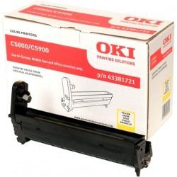 TONER ORIGINALE OKI C5550...