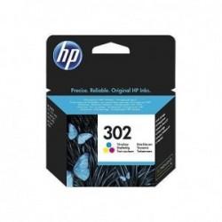 CARTUCCIA HP F6U65AE (302 COL)