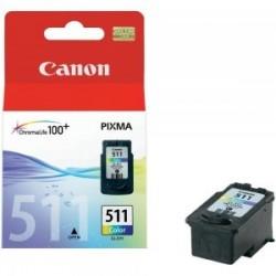 CARTUCCIA CANON CL-511