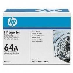 TONER ORIGINALE HP CC364A NERO